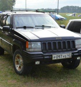 Jeep grand cherokee ZJ 1996 5.2