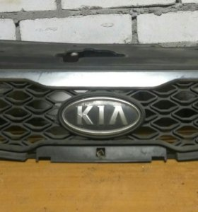 Решотка радиатора Kia rio 2