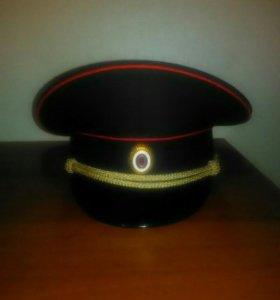 Фуражка полицейская уставная