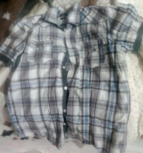 Рубашки размер 46-48-50