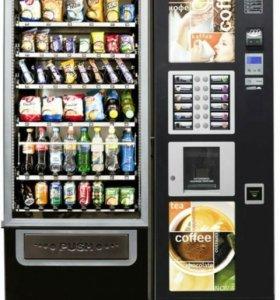 Вендинговые автоматы кофе Unicum Nova снек FoodBox