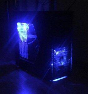 Новый мощный игровой пк Xeon X3450, GTX 1050Ti