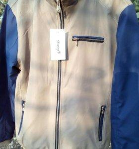 Новая куртка мужская!