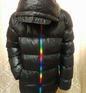 Куртка подростковая для мальчика или девочки