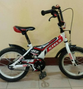 Велосипед для мальчика в отличном состоянии
