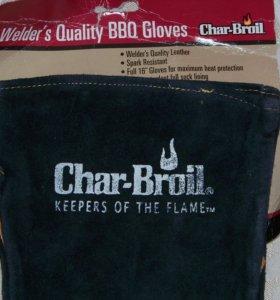 Char--Broil---новые перчатки для гриля