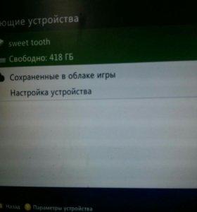Xbox 360e 500гб+ монитор