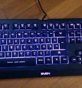 Игровая клавиатура Sven Challenge 9300