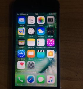 iPhone 5s 16gb Ростест