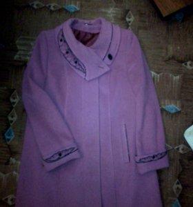 Пальто размер 48-50