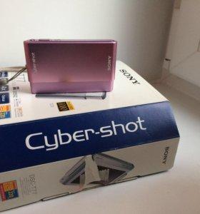 Цифровой фотоаппарат Sony Cyber-shot DSC-T77