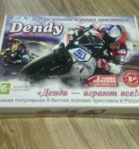 Новые Игровые приставки  Денди 8 бит 300 в 1