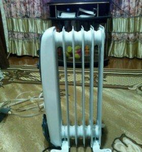 Радиатор электрический,масляный.