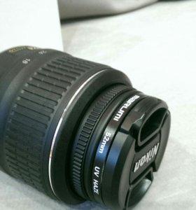 Новый Nikon AF-S Nikkor 18-55 mm 1:3.5-5.6G