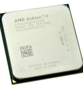 AMD Athlon II X3 440 Soc am3, am2+