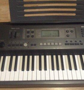 Синтезатор Casio wk-110