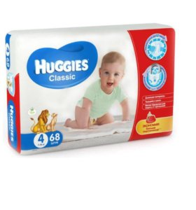 Подгузники Haggies