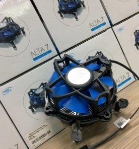 Новый кулер DeepCool alta 7