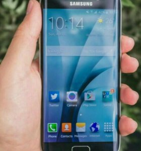 "5,2 """"Samsung Galaxy S6Edge ,,16mpi"