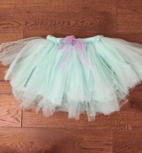 Праздничная юбка для девочки