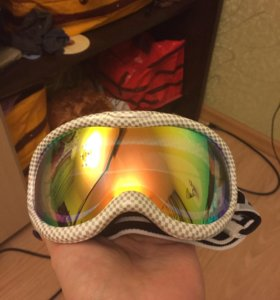 Маска для горнолыжника+шапка в подарок