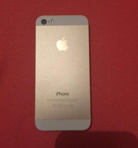 IPhone 5s 32 gb золото