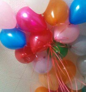 Геливый шарик