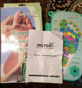 Hilton массажный коврик для ног