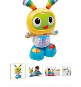 Обучающий робот Бибо