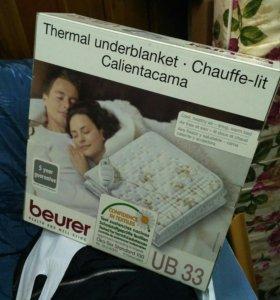 Электропростыня Beurer UB33