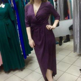 Новое, вечернее платье.