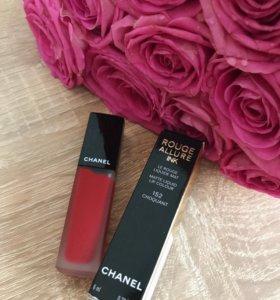 Chanel жидкая матовая помада новая