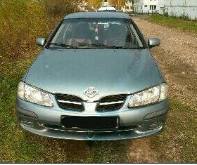 Продам машину Nissan альмера