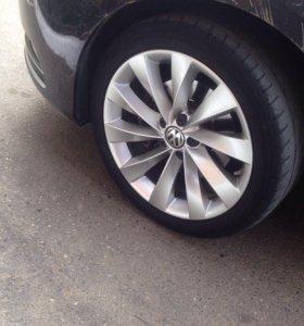Диски на Volkswagen R18 interlagos