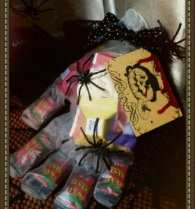 Подарок на хэллоуин 😈