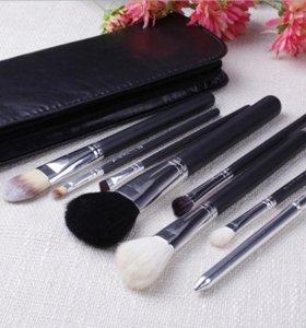 Кисти для макияжа MAC, 8 штук