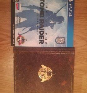 Продам Rise of the Tomb Raider PS 4