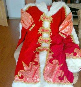 Аренда костюма Деда Мороза и Снегурочки