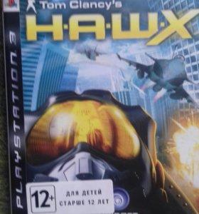 Игра на ps3 HAWX