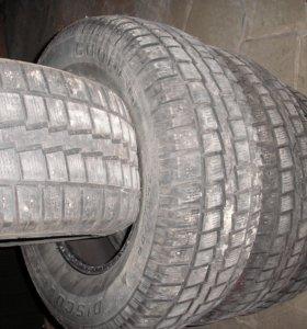 Продам шины COOPER DISCOVERER M+S 265\70\16
