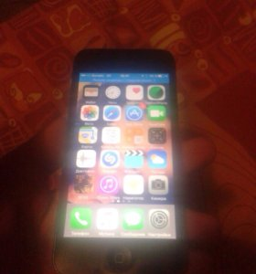 Iphone5 space gray