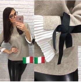 🇮🇹новый свитер