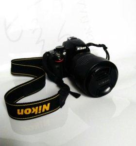 NIKON D5100 + Nikkor AF-S 18-105mm