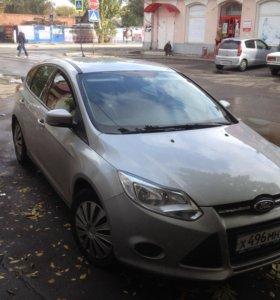 Форд Фокус-3