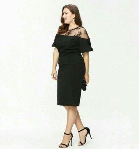 Платье элегантное 52-54