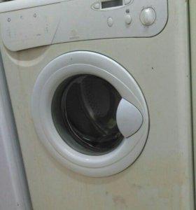 Стиральная машина indesit 5 кг гарантия.доставка