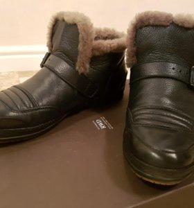 Зимние ботинки Hotto