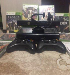 Xbox 360+kinnekt
