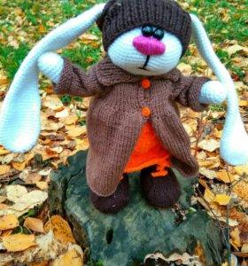 Заяц в стиле тильда