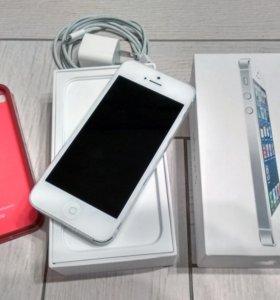 iPhone, 16Gb, White